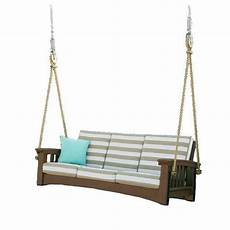 poly outdoor sofa rope swing