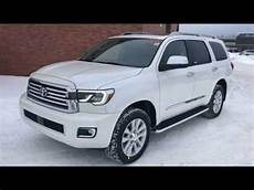 2019 Toyota Sequoia Review by 2019 Toyota Sequoia Platinum Review Of Features And