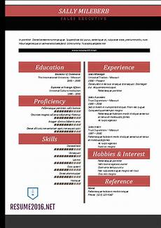 Word Templets Word Resume Templates 2016