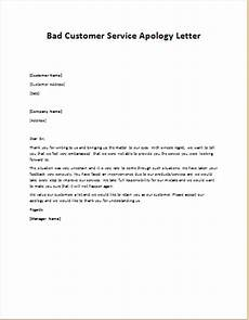 Apology Letter To Customers Apology Letter For Not Attending Church Meeting