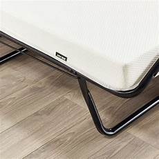 jaybe supreme single folding bed memory foam mattress