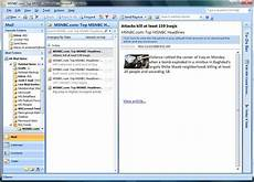 Microsoft Outlook 2007 Activewin Com Microsoft Office 2007 Review