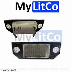 2013 Ford Focus License Plate Light Replacement License Plate Bulb Replacement Ford Focus