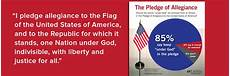 Another Word For Pledge Keep Under God In The Pledge Of Allegiance Say Most