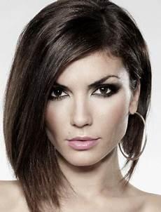 frisuren asymmetrisch mittellang 20 medium length haircuts for thick hair