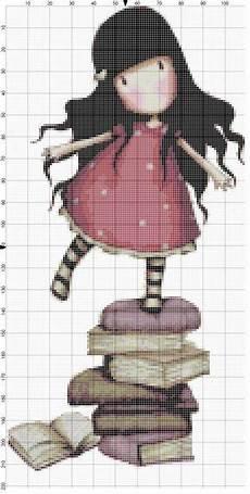Gorjuss Cross Stitch Charts Gorjuss Cross Stitch Patterns Cerca Con Google Mu 241 Ecas