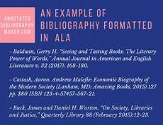 Ala Formatting Feasible Guide For Ala Format With Professional Assistance