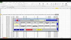 Free Download Stock Inventory Software Excel Create Databases In Excel From A Flexible Input Mask