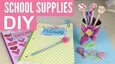 diy school supplies and easy by michele baratta