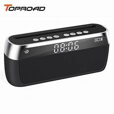 Portable Wireless Bluetooth Speaker Radio Card by Toproad Portable Bluetooth Speaker Wireless Stereo Sound