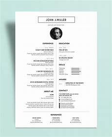 Layout For A Cv Free Simple Resume Layout Cv Design Template Psd File