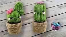 amigurumi cactus amigurumi cactus kawaii crochet subtitulos espa 241 ol
