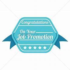 Congratulations On Promotion Congratulation Job Promotion Wish Vector Image 1827584