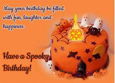 Spooky Halloween Cards Spooky Halloween Birthday Wishes Free Happy Birthday