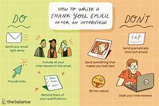 Thanks After Interview Interview Thank You Email Examples And Writing Tips