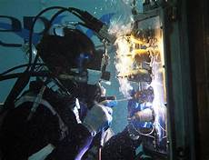 Underwater Welding Underwater Welding By Diver Subsea Pipeline Engineering