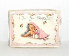 Baby Post Cards Vintage Baby Shower Thank You Cards
