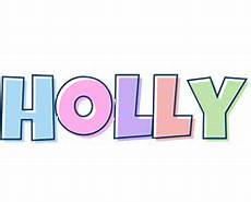 Holly Name Designs Holly Logo Name Logo Generator Candy Pastel Lager