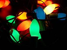 Big Lots C9 Christmas Lights Vintage String Of 24 Multi Color Christmas Lights Large Bulbs