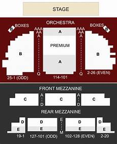 Brooks Atkinson Theatre Seating Chart Brooks Atkinson Theater New York Ny Seating Chart