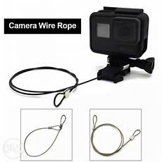 Steel Wire Rope Gopro Xiaoyi Soocoo by Stainless Steel Wire Rope For Gopro And
