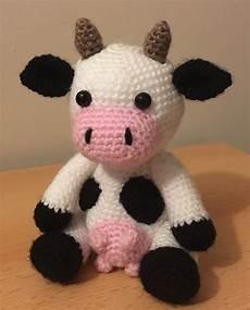 crochet amigurumi amigurumi cow