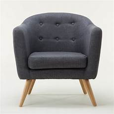 Modern Sofa Chair 3d Image by Mid Century Modern Style Sofa Seat With Wood Legs
