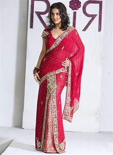indian sarees trends bridal wears