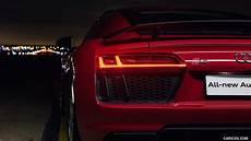 R8 Lights 2016 Audi R8 V10 Plus Coupe Uk Spec Red Light