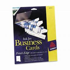 Avery Business Card Creator Avery Business Card Ld Products