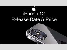 iPhone 12 Release Date and Price   iOS 14!!   All Tech News