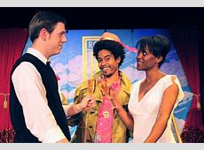 It's All in the Timing at Pineville Dinner Theater