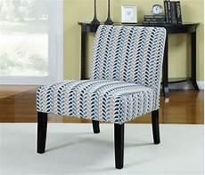 pattern accent chair finley blue beige leaf pattern accent chair from coaster
