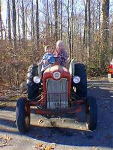 Antique Tractors 194 44 45 Ford 601 Workmaster 2n