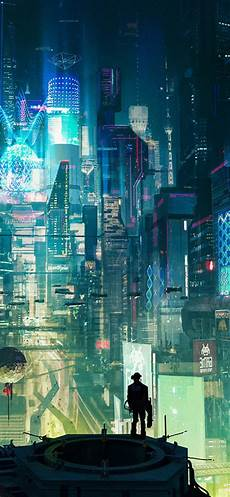 cyberpunk city iphone wallpaper 1125x2436 cyberpunk city iphone xs iphone 10 iphone x hd