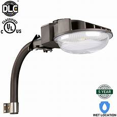 Led Yard Light Pole Mount New 70 Watt Led Yard Light Dusk To Dawn W Pole Kit 70wyl