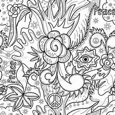 coloring pages free printable abstract coloring sheets
