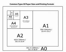 Executive Paper Size Chart Officeworks Printing Sizes