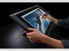 Wacom releases Cintiq 24HD touch with multi touch screen