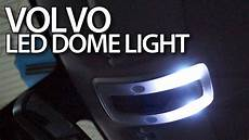 Volvo Xc60 Light Bulbs Volvo Interior Dome Light Led Conversion C30 S40 V50 S60