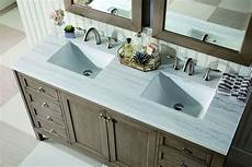 Pictures Of Bathrooms With Sinks 60 Quot Chicago Whitewashed Walnut Sink Bathroom Vanity