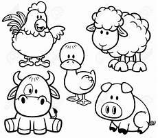 Farm Coloring Page Cute Baby Farm Animal Coloring Pages Best Coloring Pages