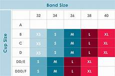 Bra Sizes Chart Small To Big Essential Relaxed Bra Rumina