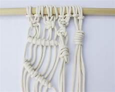 how to macram 233 7 basic knots to master
