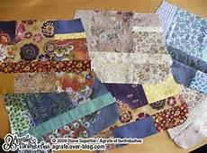 patchwork pour d 201 butant agrafe et fanfreluches