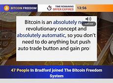 Bitcoin Freedom Review   Legit Automated Trading System
