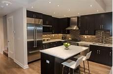 Dark Cabinet Kitchen Design Ideas 18 Kitchen Designs Incorporating Dark Rta Cabinets