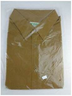 nwt haband mens dress shirt medium executive series new