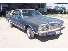 78 Monte Carlo Lights 1978 Chevrolet Monte Carlo For Sale Classiccars Com Cc