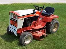 Used Farm Tractors For Sale Simplicity 7112 Hydro Mower